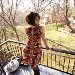 patron couture facile robe gratuit