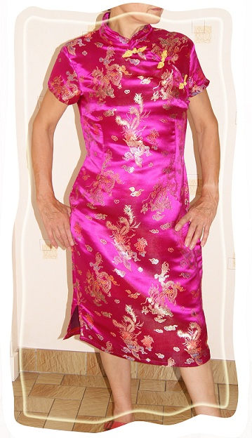 16 Patron Couture Chinoise Gratuit Robe m0NO8nywvP