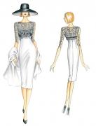 patron couture italien