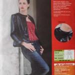 patron couture veste courte femme
