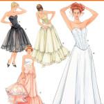 patron simplicity coutures comprises