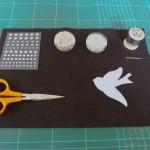 modèle couture oiseau