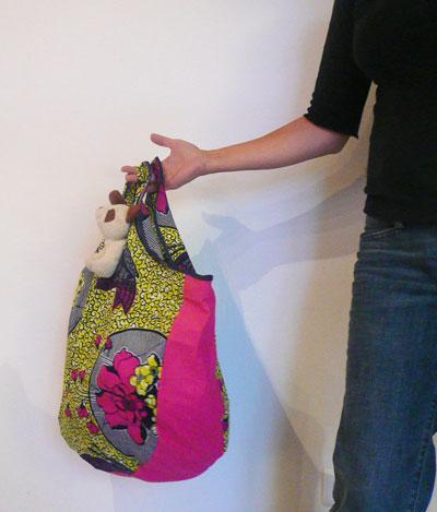 modèle couture sac