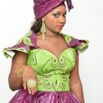 model couture sénégalaise 2014