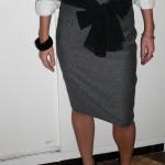 patron couture jupe crayon
