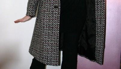 Patron couture veste longue femme gratuit