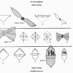 patron couture noeud papillon