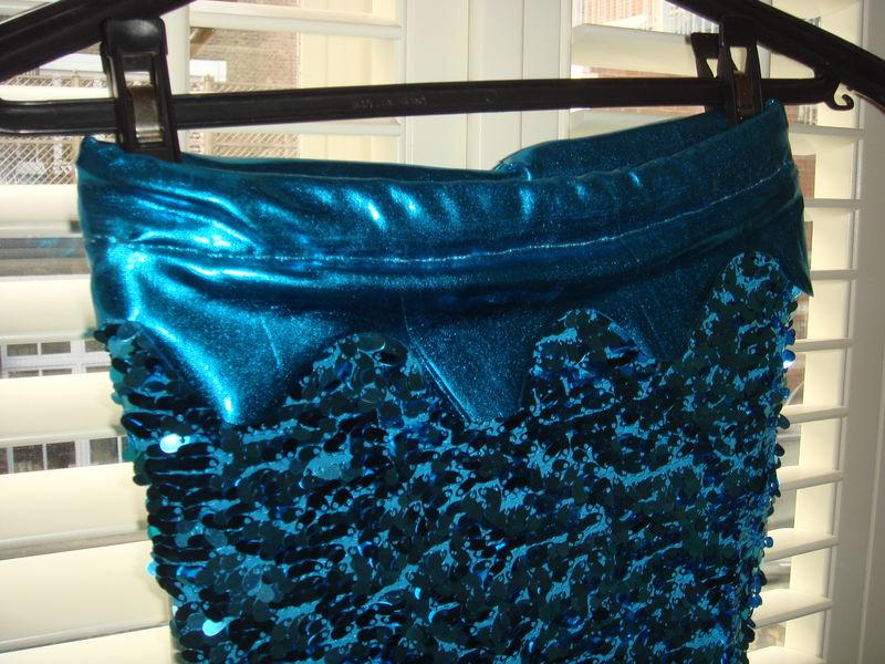 patron couture queue de sirène