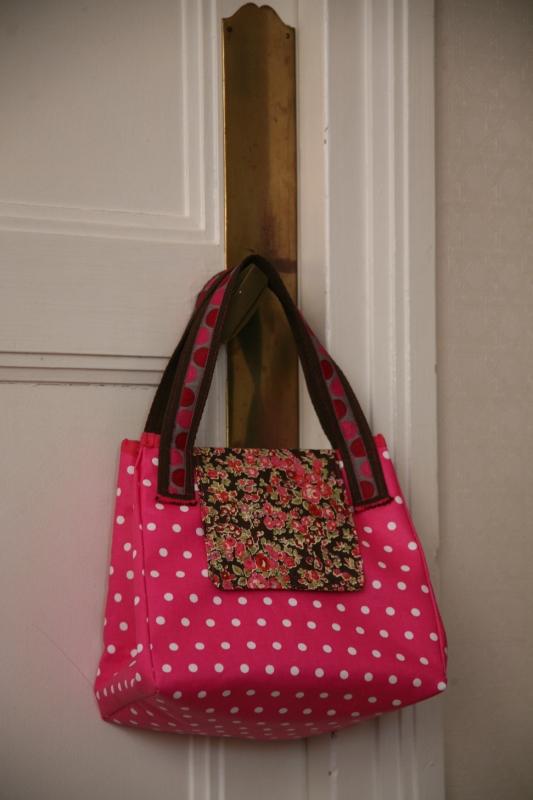 patron couture sac