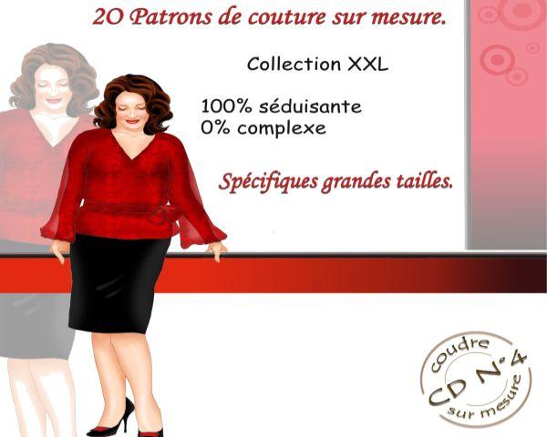 patron couture taille xxl