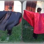 patron couture zorro