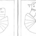 modèle couture manteau