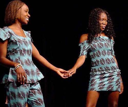 modèles couture pagnes africains