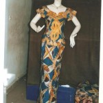 modèles coutures wax