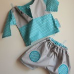 patron couture bébé naissance