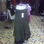 couture facile jupe longue