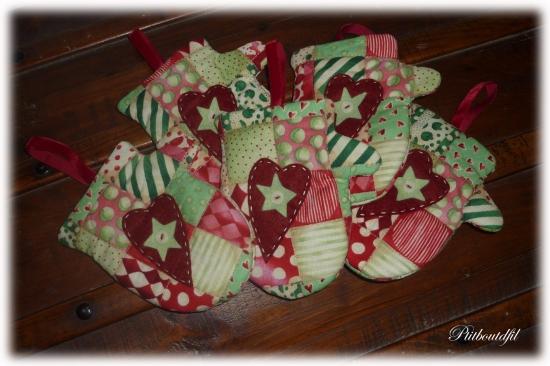 Patron De Couture Pour Decoration De Noel