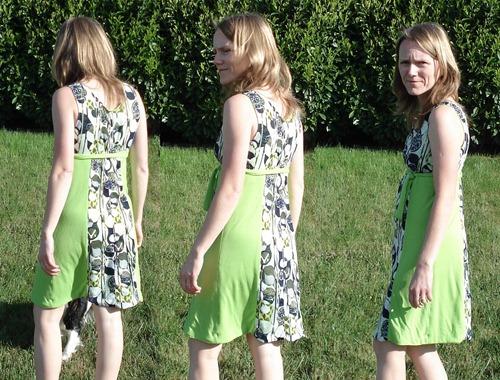 couture facile robe