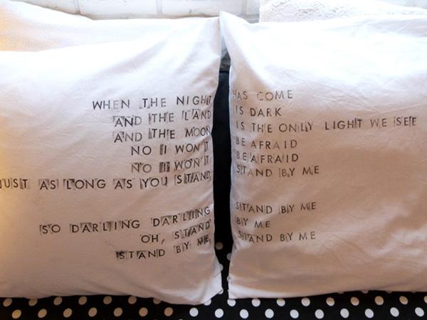 couture facile taie d'oreiller
