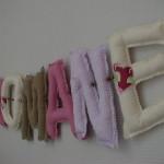 tuto couture lettre