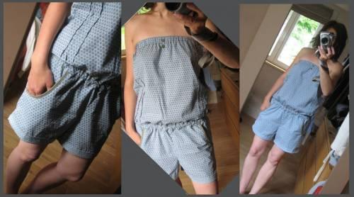 couture facile short