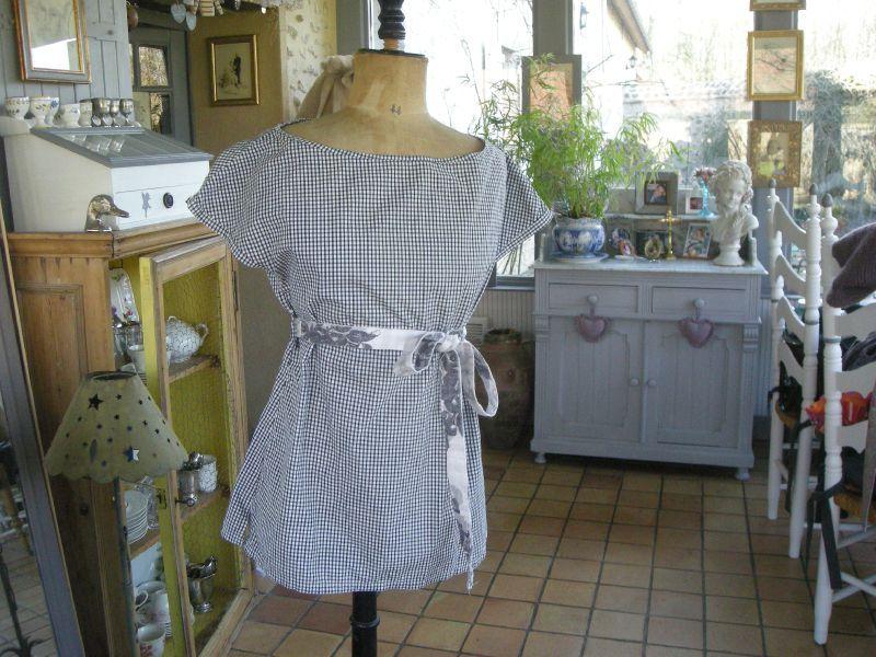 couture facile tunique
