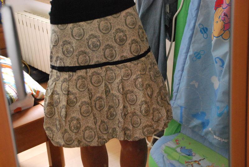 tuto couture jupe boule