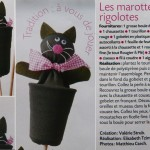 tuto couture marionnette