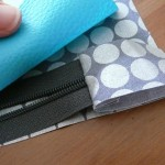 tuto couture trousse zip