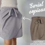 couture facile jupe droite