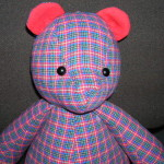 couture facile nounours