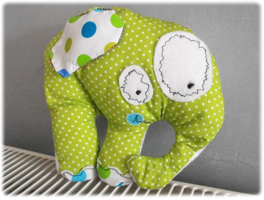 tuto couture doudou bebe