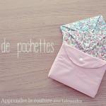 couture facile sac pochette