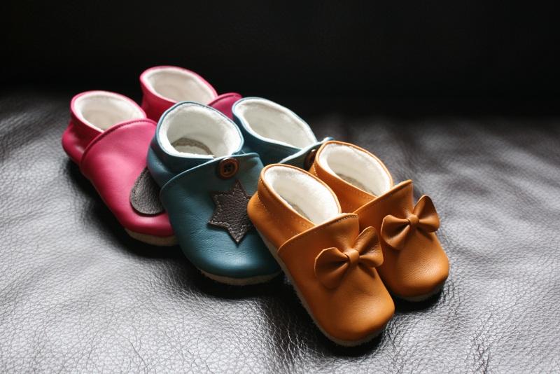 tuto couture chaussons bébé