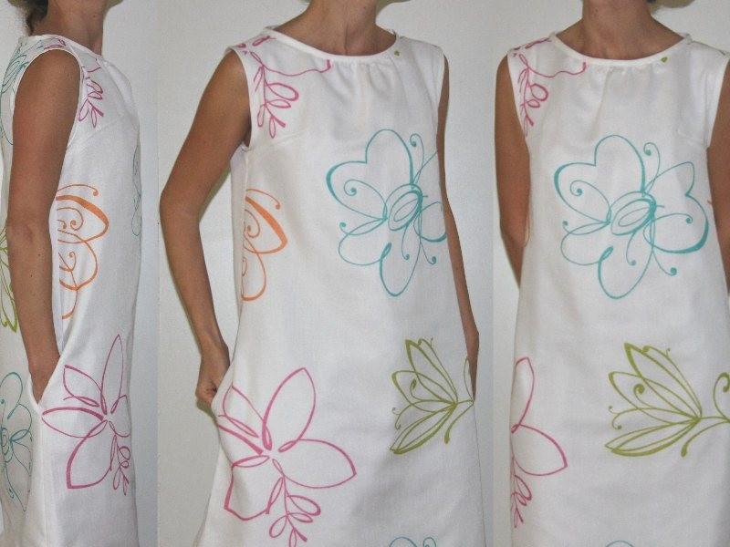 tuto couture robe simple
