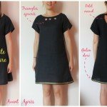 tuto couture robe simple