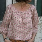 couture facile blouse
