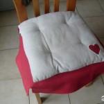 couture facile housse de chaise