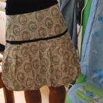 couture facile jupe