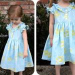tuto couture robe fille