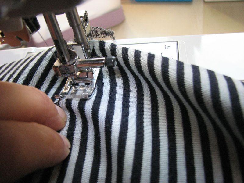 tuto couture tee shirt
